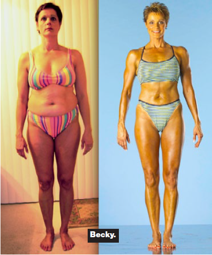 Becky Holman - Old School New Body