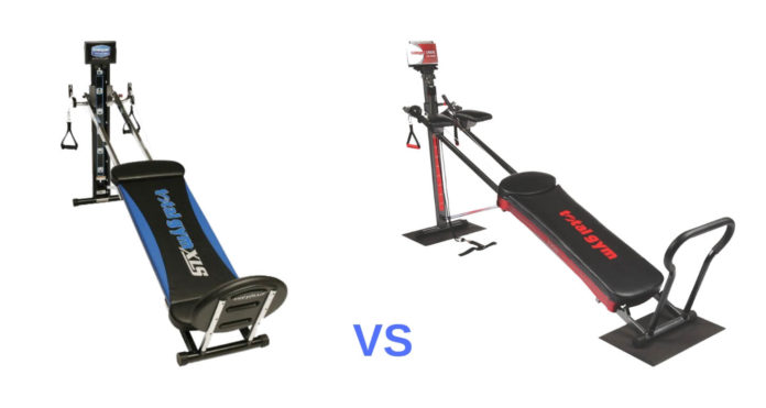 Total Gym 1900 Vs Xls In Depth Comparison Which Is Best