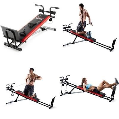 weider ultimate body works exercises & functionality