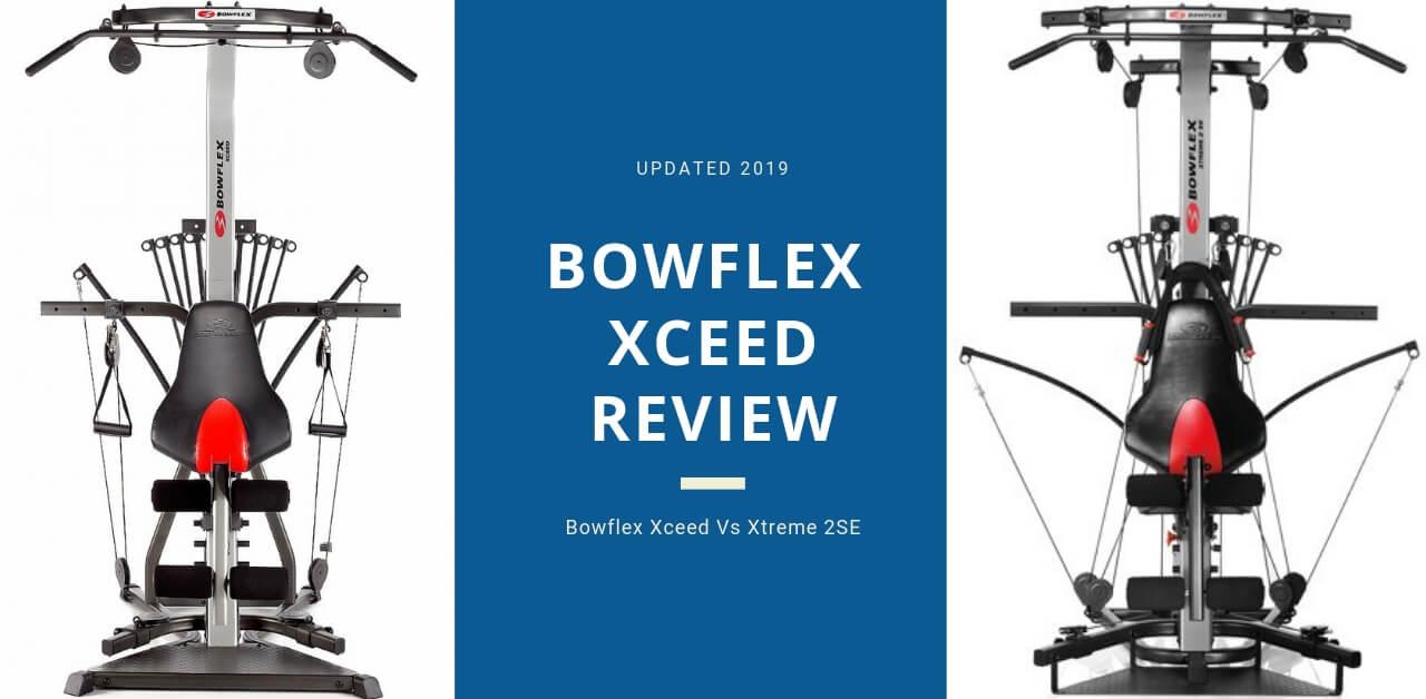 Bowflex Xceed vs xtreme 2 se