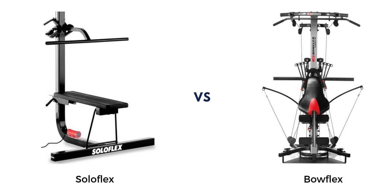 Soloflex vs Bowflex