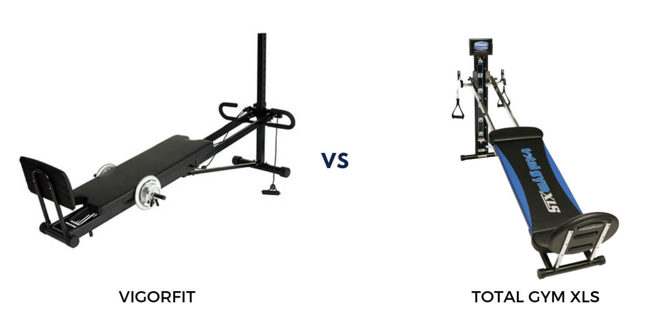 Vigorfit vs Total Gym review