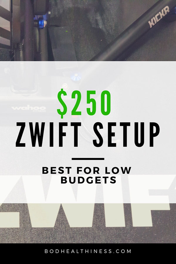 zwift cheapest setup