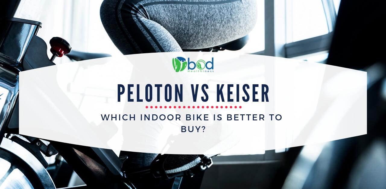 Keiser M3i Vs Peloton Which Bike Is Better For You