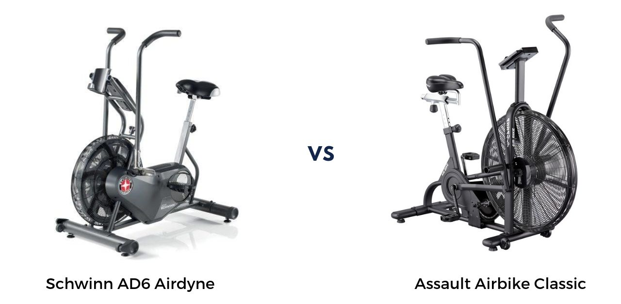 Airdyne vs Assault Bike