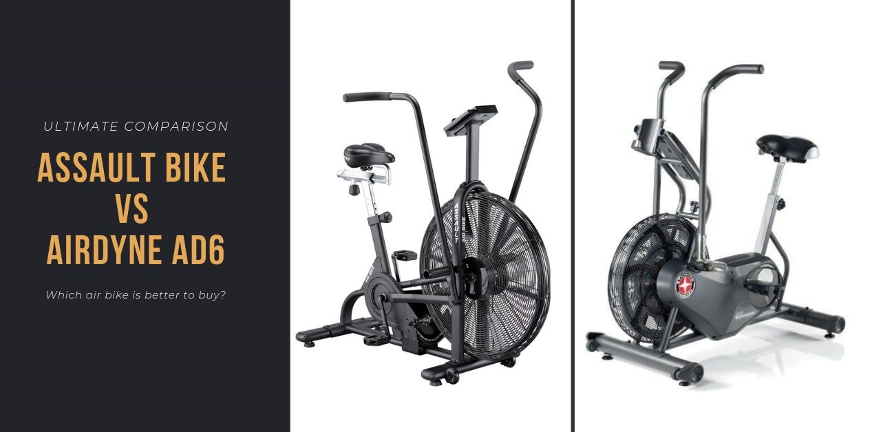 Assault Bike vs Airdyne