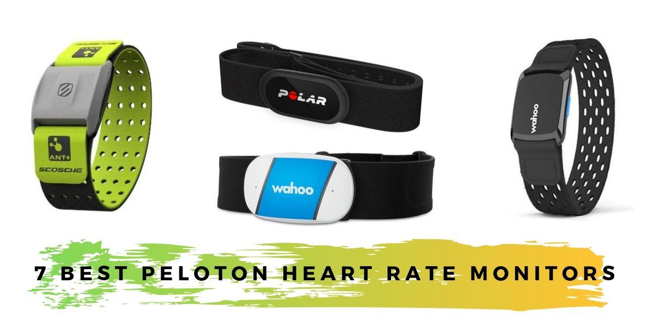 Best Peloton Heart Rate Monitors