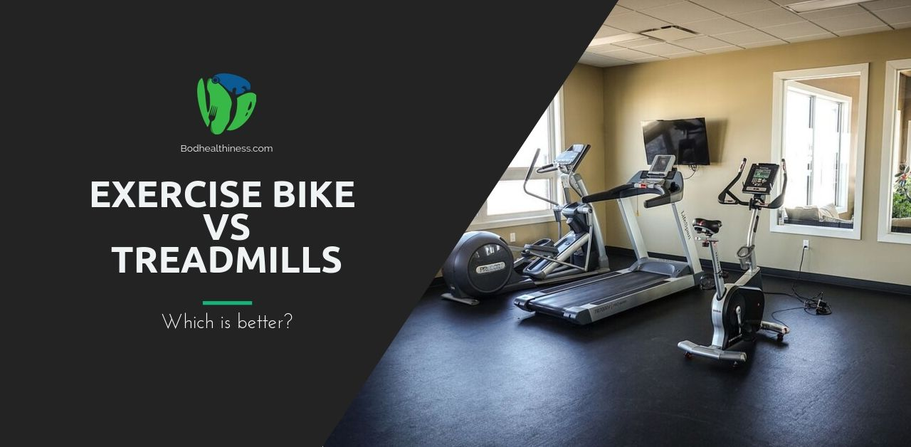 spin bike vs treadmill