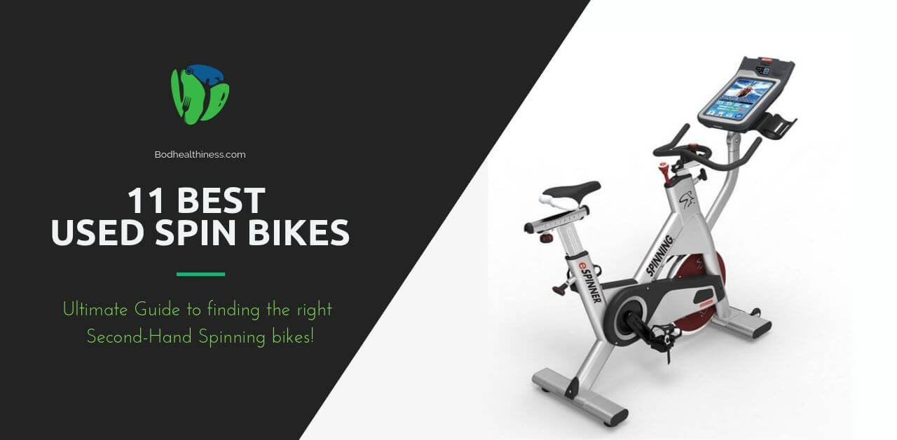 11 best Used spin bikes